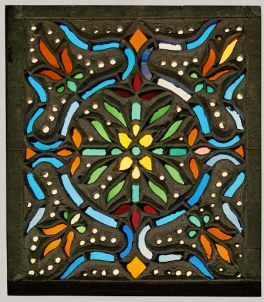 Stained-Glass Window, 17th century [Egypt or Syria]. (93.26.3,4) In Heilbrunn Timeline of Art History. New York: The Metropolitan Museum of Art.