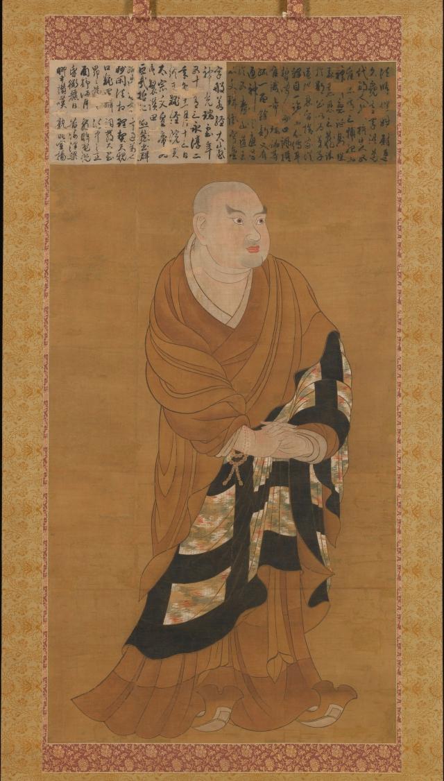 Portrait of Jion Daishi (Guiji)