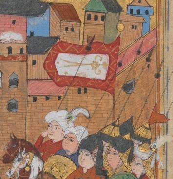 Divan of Mahmud `Abd al-Baqi Ottoman Army