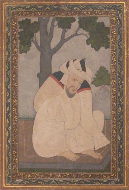 Portrait of a Sufi Deccan