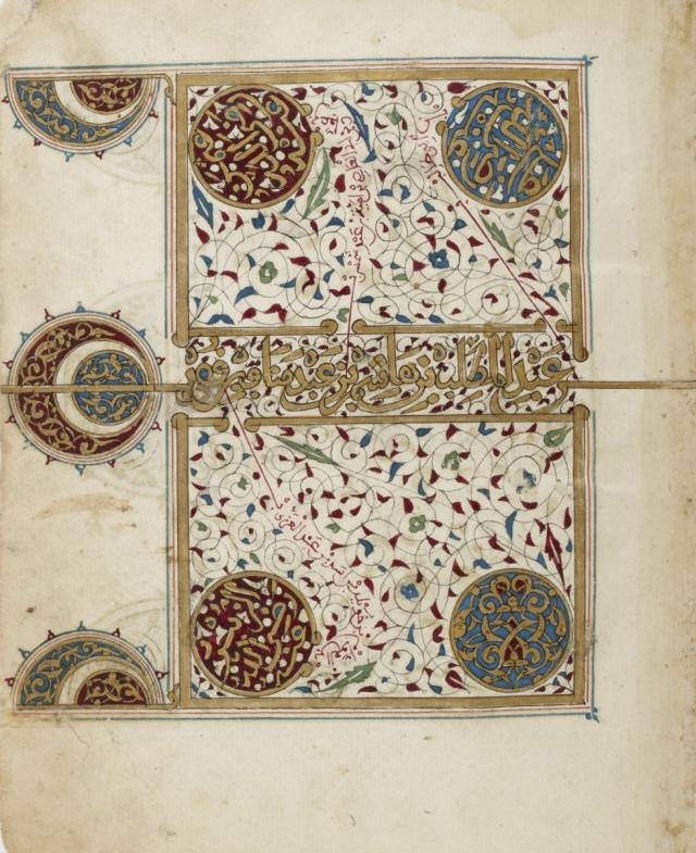 Bibliothèque nationale de France. Département des Manuscrits. Arabe 6983