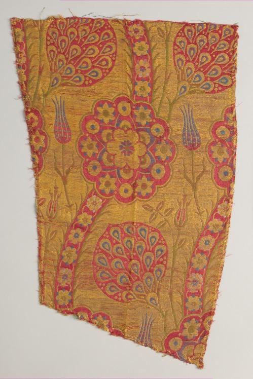 Ottoman Kaftan Fragment