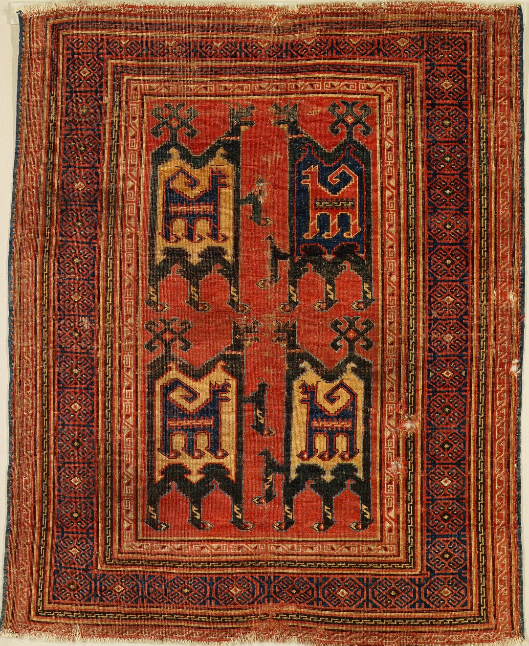 Fourtheenth Century Anatolian Carpet